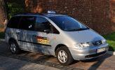 VW Sharan Karol tele TAXI Olkusz 326455555