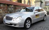 Mercedes E Michał tele TAXI Olkusz 326455555