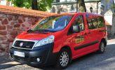 Fiat Scudo Leszek tele TAXI Olkusz 326455555
