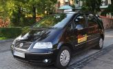 VW Sharan Marcin tele TAXI Olkusz 326455555